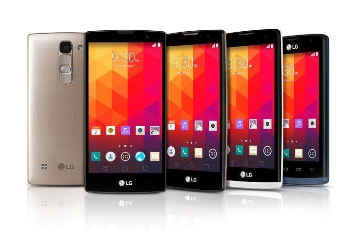 Deretan ponsel murah LG - Magna, Spirit, Leon, Joy