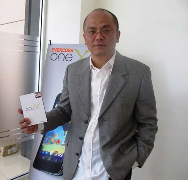 Ricky Tanudibrata, Chief Marketing Officer Evercoss