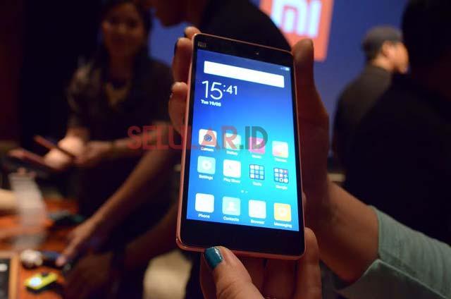 Mi4i, salah satu ponsel unggulan Xiaomi (Foto: Didi/Selular.ID)