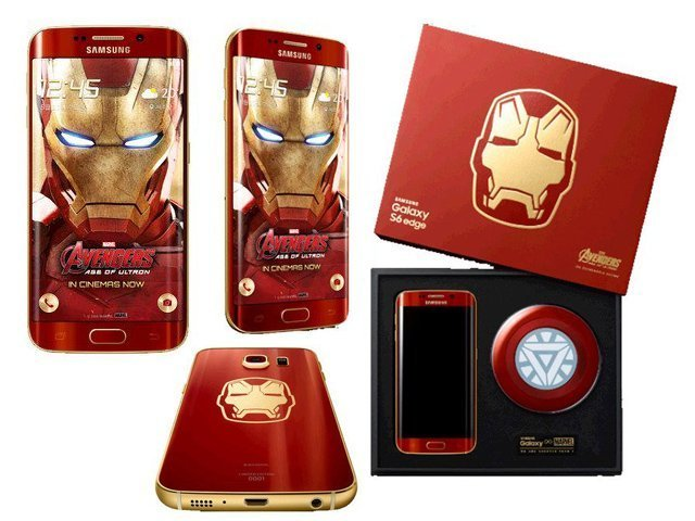 Qoo10 iron man limited edi: mobile devices.