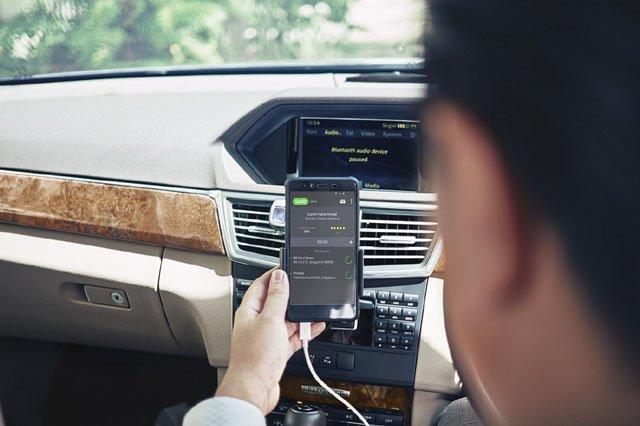 Driver-app