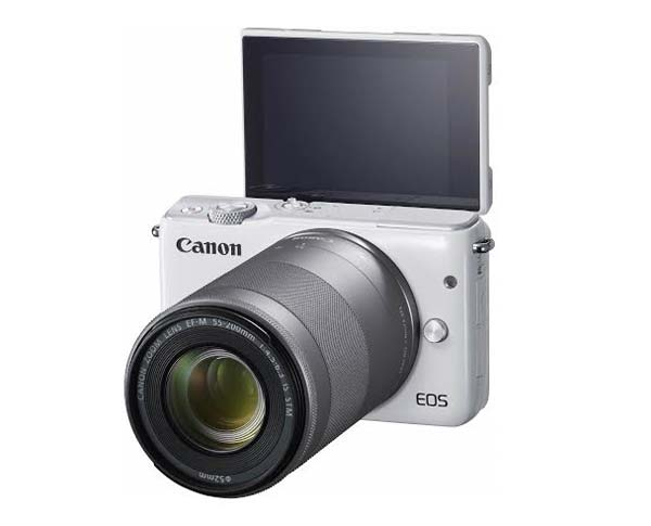 canon eos m10 kamera mirrorless untuk kualitas foto. Black Bedroom Furniture Sets. Home Design Ideas