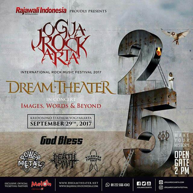 dream theater jogjarockarta