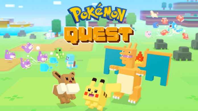 Pokemon Quest Mobile