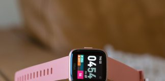 review fitbit versa, review fitbit versa indonesia
