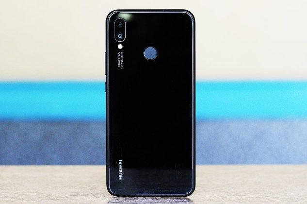 Bagian Belakang Huawei Nova 3i