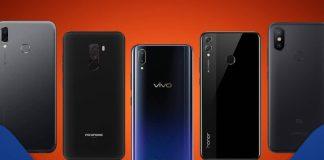 Best smartphones mid-range 2018