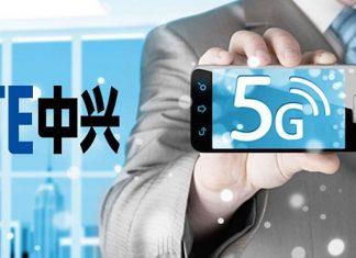 ZTE ponsel 5G