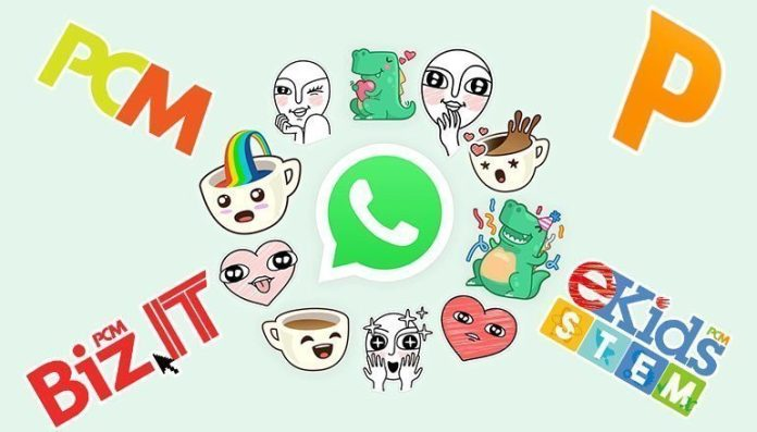 WhatsApp Stiker