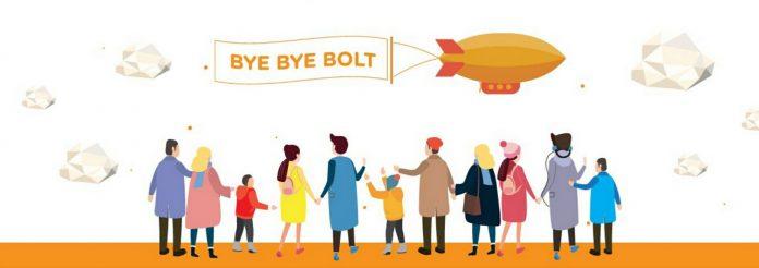 Bye Bye Bolt