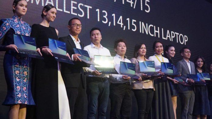 Peluncuran Asus Zenbook Terbaru