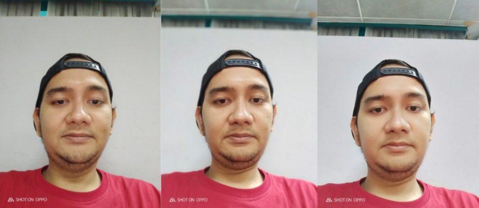Selfie Indoor Oppo A7