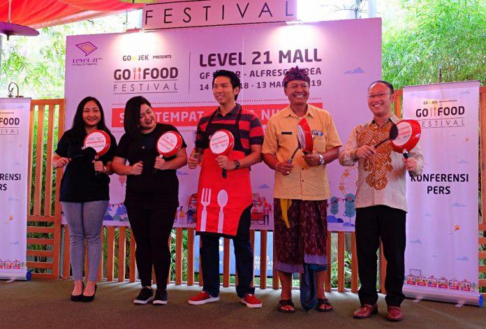 Go Food Festival Bali