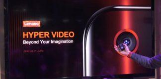 Lenovo Z6 Pro Hyper video