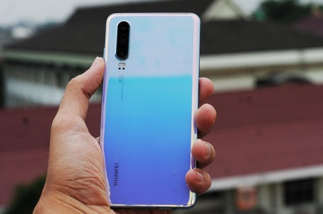 Hands-On Huawei P30