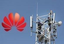 Jaringan 5G Huawei