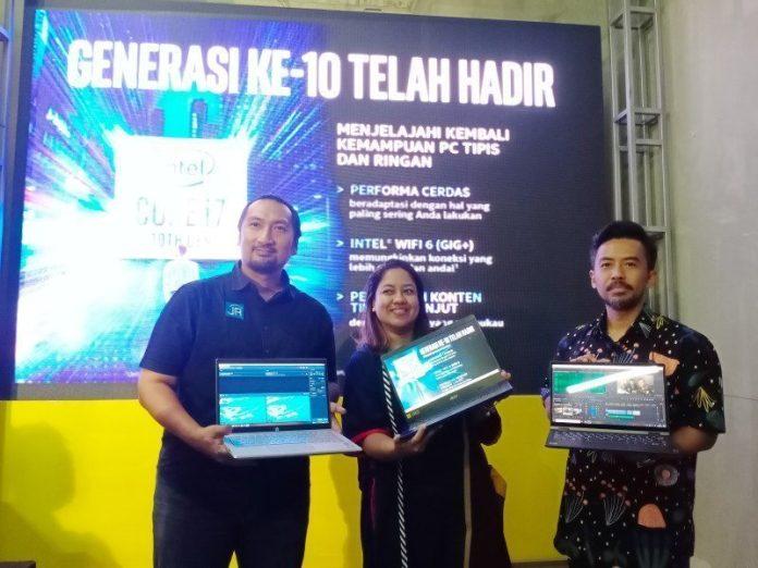 Intel Core Generasi 10