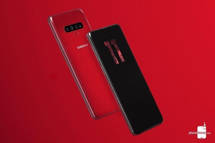 Tanggal rilis Samsung Galaxy S11