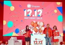 Shopee Birthday Sale 12.12