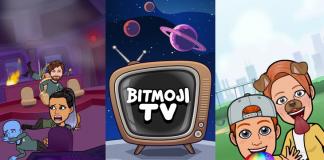 Snapchat-Bitmoji-TV