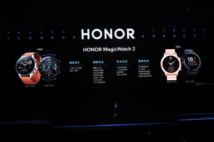 Honor magic watch 2