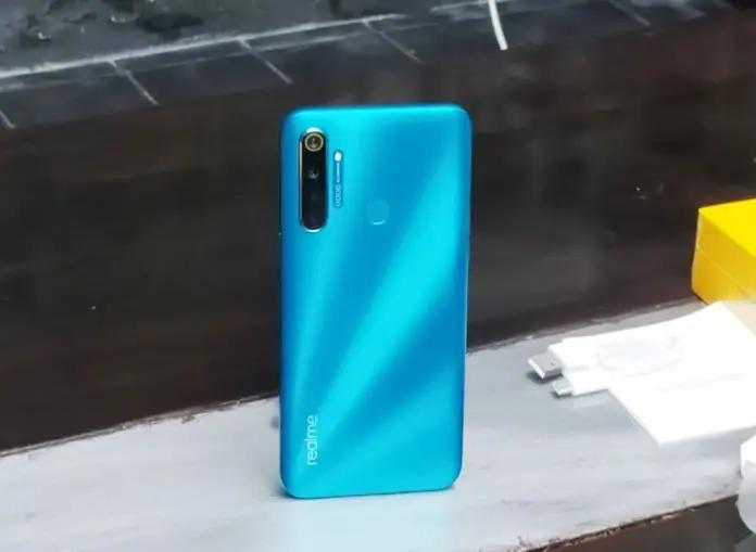 Realme 5i, smartphone RAM 4GB 2020