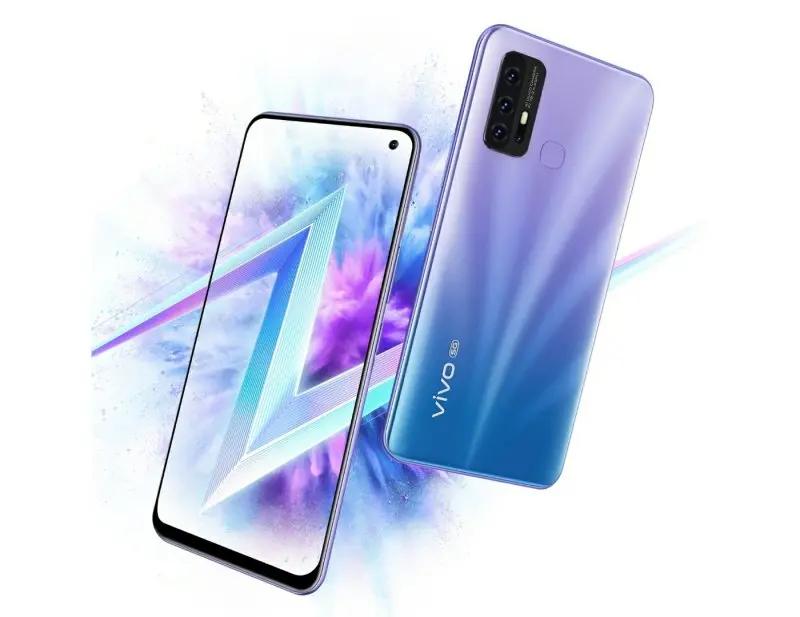 Ponsel 5G Vivo Z6 Diumumkan thumbnail