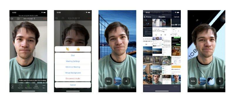 Cara Mengubah Latar Belakang Zoom Selular Id