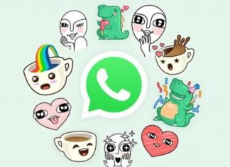 Stiker WhatsApp
