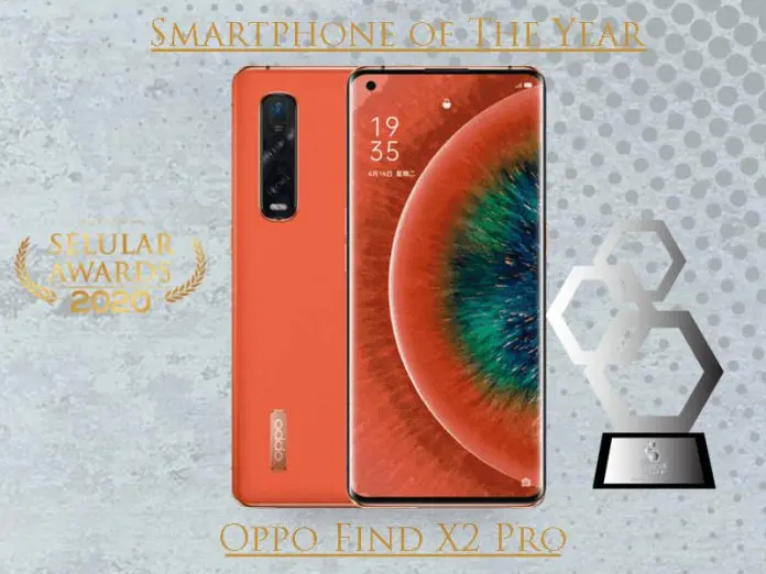 Oppo Find X2 Pro SA 2020