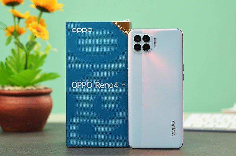 Smartphone RAM 8 GB, smartphone Oppo Quad Camera