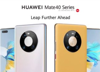 Huawei Mate 40 Indonesia
