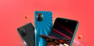 Smartphone Quad Camera Rp1 jutaan