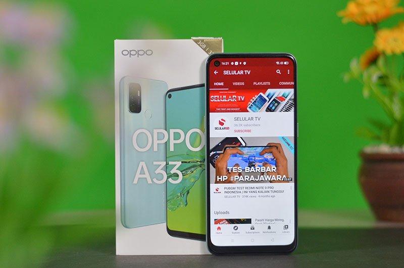Oppo A33, smartphone Oppo RP  2 juta