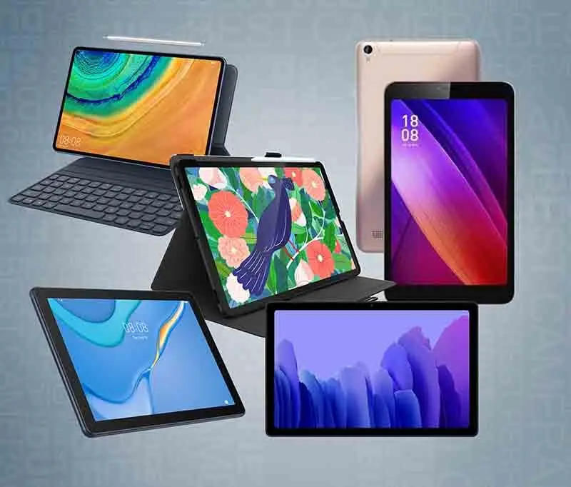 Best Tablet Selular Editor's Choice 2020