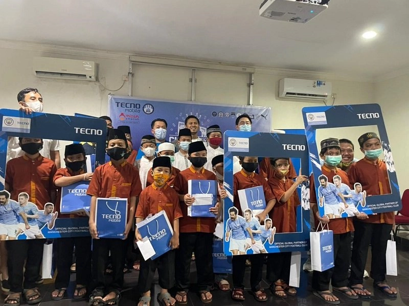 Tecno Fans Manchester City Indonesia