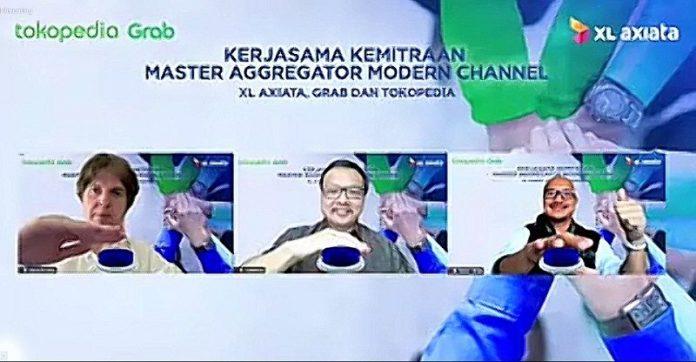 Tokopedia Jadi Modern Channel Master Aggregator XL Axiata
